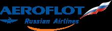 لوگوی هواپیمایی ایرفلوت