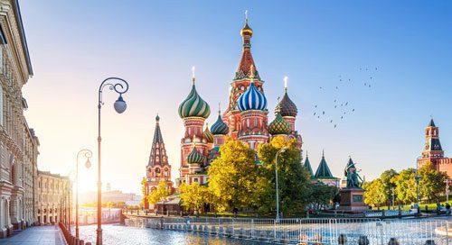 خرید اینترنتی تور روسیه