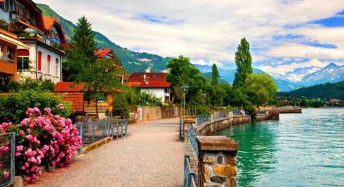 دیدنی های لوگانو سوئیس