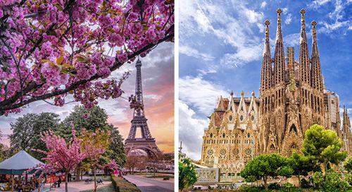 تور اسپانیا فرانسه