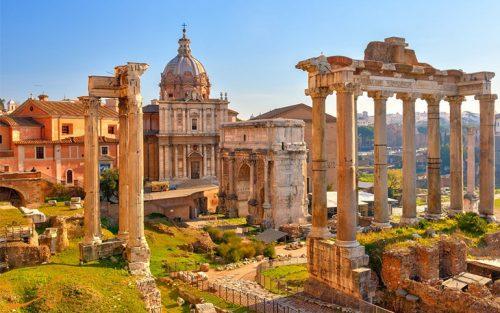 شهر روم باستان
