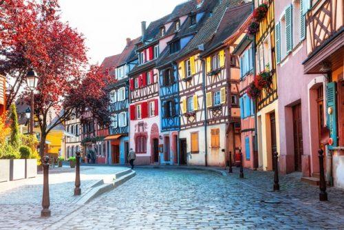محله های قدیمی پاریس