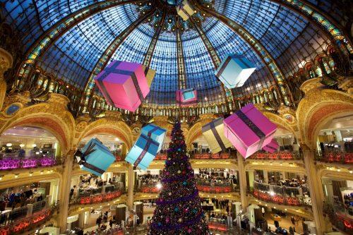 خرید در پاریس