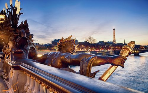 رودخانه سن پاریس