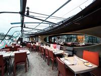 رستوران کشتی بتو پاریس