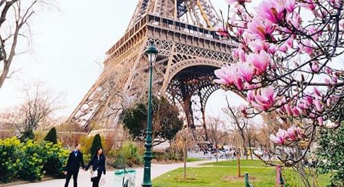 جزئیات تور پاریس
