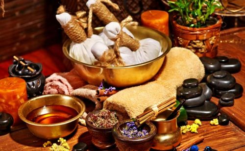 کلاس تغذیه و آشپزی به روش آیورودا