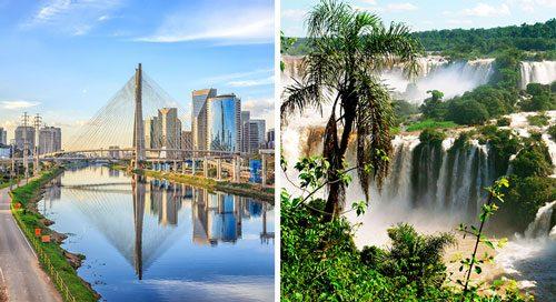 تور آرژانتین و برزیل