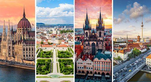 تور اروپا مجارستان اتریش چک آلمان