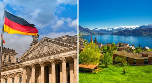 تور سوئیس و آلمان