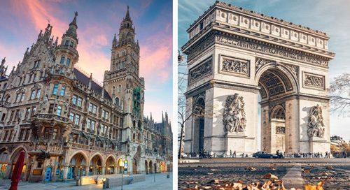 تور فرانسه و آلمان