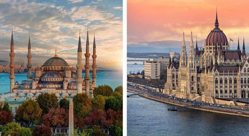 تور مجارستان و ترکیه - نوروز 99