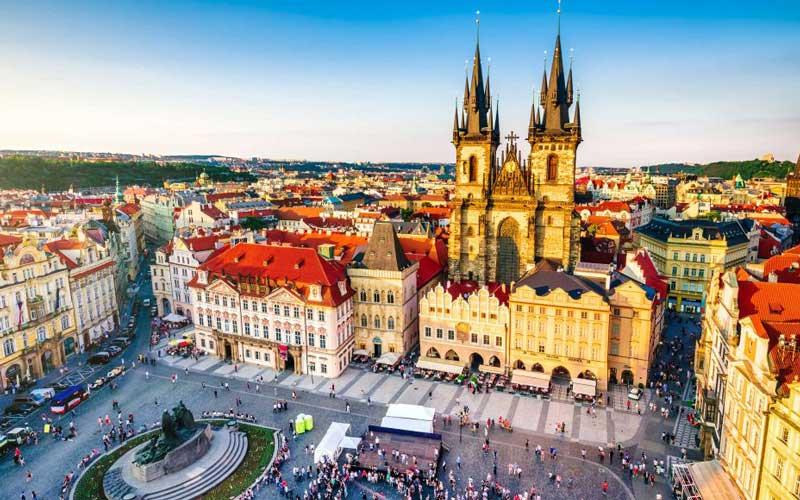سفر به جمهوری چک نوروز 99