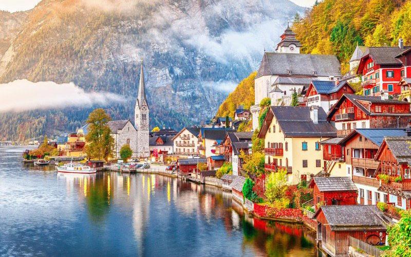 سفر به اتریش در نوروز 99