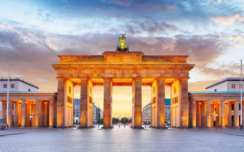 سفر به آلمان نوروز 99