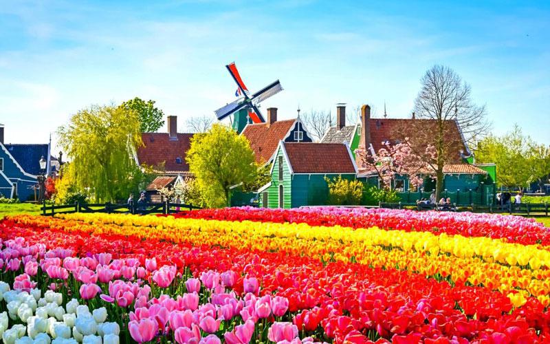 سفر ببه هلند در نوروز 99