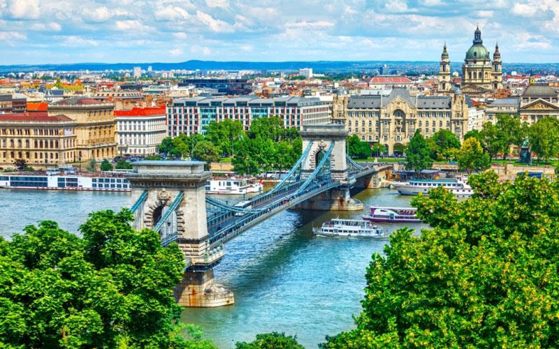 سفر به مجارستان نوروز 99