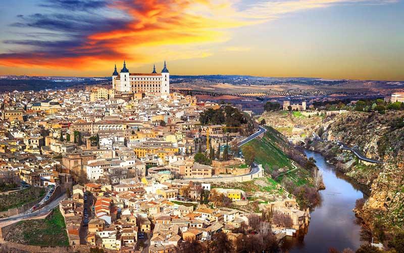 سفر به اسپانیا در نوروز